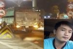 Thiếu tá CSGT bị xe tải cán chết: Tài xế khai gì?