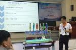Hệ thống pha chế cocktail tự động của sinh viên Đà Nẵng
