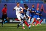 Kết quả U20 Pháp vs U20 New Zealand: U20 New Zealand giữ ngôi nhì bảng