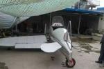 Nông dân chi 70 triệu đồng, ròng rã suốt 1 năm chế tạo máy bay