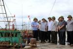 Thái Bình sẽ là trung tâm ảnh hưởng của cơn bão số 1