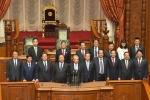 Thủ tướng hội kiến Chủ tịch Thượng viện Nhật Bản