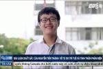 Nam sinh Việt giành giải nhất cuộc thi viết luận quốc tế gây xôn xao