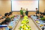 Phó giám đốc Công an Hà Nội làm Phó Tổng cục trưởng Tổng cục Cảnh sát