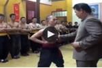 Video: Chưởng môn Nam Huỳnh Đạo 'truyền điện', môn đệ giật đùng đùng