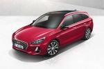 Hyundai i30 Wagon thế hệ mới sắp ra mắt