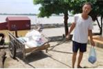 Phú Thọ: Đau xót cá 'tiến vua' dùng để... ủ phân và nuôi lợn