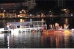 Lật tàu trên sông Hàn: Chủ tịch Đà Nẵng cảm ơn những 'anh hùng thầm lặng'