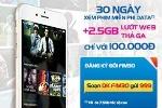 Tổng Công ty Viễn thông MobiFone ra mắt gói FIM30