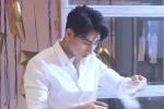 Video: Tiết lộ những cảnh quay bị cắt trong MV mới của Isaac