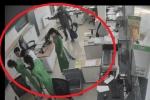 Dùng súng cướp ngân hàng ở Trà Vinh: Nghi phạm có dị tật ở chân
