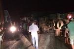 3 xe tải tông liên hoàn trên đường Hồ Chí Minh, nhiều người nguy kịch