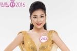 Cận cảnh nhan sắc 18 cô gái lọt vào chung kết Hoa hậu Việt Nam 2016