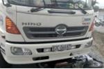 Người đàn ông bị xe tải kéo lê 10m, chết thảm