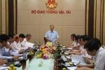 Bộ Chính trị kiểm tra quy hoạch cán bộ Bộ Giao thông Vận tải