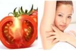 Mẹo hay đánh bay 'viêm cánh' bằng cà chua