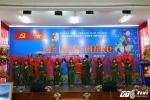 Lễ khai giảng đặc biệt ở ngôi trường có 43 học sinh của huyện đảo Trường Sa