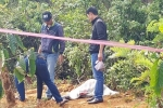 Người đàn ông chết bên khẩu súng tự chế