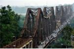 Phân luồng giao thông qua cầu Long Biên để trải thảm công nghệ mới