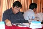 Trưởng ban trọng tài Nguyễn Văn Mùi 'chuyển giao quyền lực'