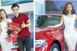 Dương Hoàng Yến được bạn trai tặng xe sang 2 tỷ đồng