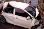 Tai nạn liên tiếp ở Thủ đô, nhiều tuyến đường tê liệt