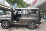 Chiêm ngưỡng vẻ đẹp Nga - UAZ Hunter giá 390 triệu đồng