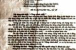 Mạo danh chánh văn phòng huyện gửi văn bản đề nghị thanh tra sai phạm
