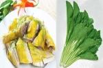 Thịt gà 'cấm kỵ' với các loại thực phẩm sau