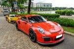 Cường Đô La tự tay rửa Porsche 911 GT3 mới tậu