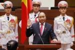 Thủ tướng Nguyễn Xuân Phúc tuyên thệ nhậm chức lần thứ hai