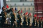Trực tiếp Nga duyệt binh kỷ niệm 72 năm Ngày Chiến thắng 9/5
