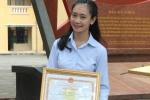 Nữ thủ khoa Học viện An ninh rạng ngời trong ngày tốt nghiệp