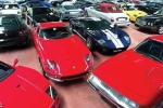 Bộ sưu tập siêu xe lớn chưa từng thấy chuẩn bị đấu giá gây sốc