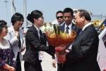Thủ tướng bắt đầu thăm Hong Kong