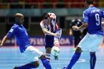 Đọc vị điểm yếu đối thủ tiếp theo của tuyển Futsal Việt Nam