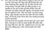 Hinh anh Khan gia ha he voi cach dap tra cua Toc Tien voi 'anh hung ban phim'