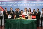 MB và Vietjet Air ký hợp đồng tín dụng tài trợ mua máy bay A320