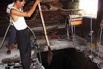 Giết vợ rồi phi tang xác dưới hầm biogas