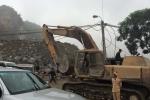 Sập mỏ đá ở Thanh Hoá: 4 trong 6 thi thể được đưa ra ngoài, vẫn còn người mắc kẹt