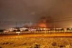 Xác định nguyên nhân vụ cháy tại công ty ô tô Trường Hải