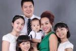 Thái Thùy Linh lần đầu khoe ảnh chồng cùng 'con anh, con em, con chúng ta'