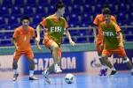 6h sáng mai trực tiếp World Cup Futsal: Việt Nam vs Italia