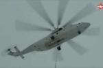 Xem trực thăng 'khủng' nhất thế giới giải cứu máy bay 'mắc cạn' trên sông băng