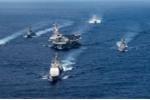 Mỹ điều ba tàu sân bay tiến đến bán đảo Triều Tiên