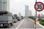 Bộ trưởng Thăng ra tay, TP.HCM thông báo khẩn gỡ biển báo giao thông