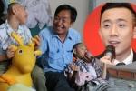 Ông bố đơn thân nuôi hai con teo não bị tố trục lợi tiền từ thiện, Trấn Thành lên tiếng