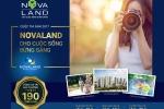 Cuộc thi ảnh 'Novaland – Cho cuộc sống bừng sáng'
