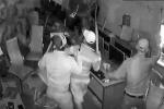 Video: Hỗn chiến kinh hoàng trong tiệm internet ở Nha Trang