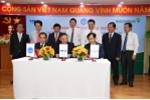 Vietcombank, HFIC và Sawaco hợp tác cung cấp nước sạch cho dân TP.HCM